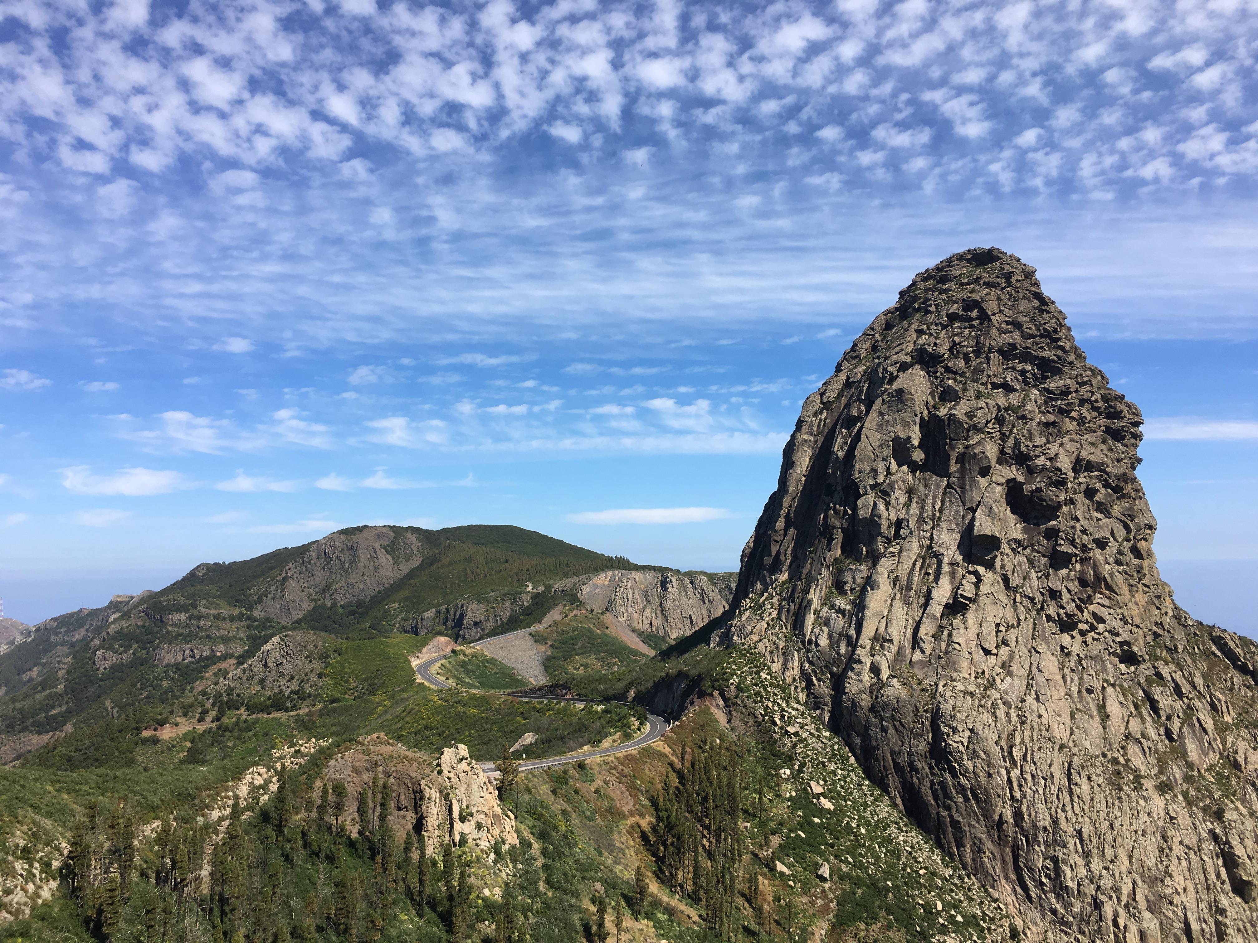 Sendero Cumbres de La Gomera GR131